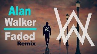 Gambar cover Alan Walker - Faded (Koplo Remix)