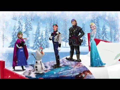 2b92f36c9fc Frozen ελληνικα 5 μαιμουδάκια πάνω στο κρεβάτι - παιδικά τραγούδια ελληνικά