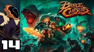 Let's Play Battle Chasers: Nightwar - PC Gameplay Part 14 - In Way Over My Head