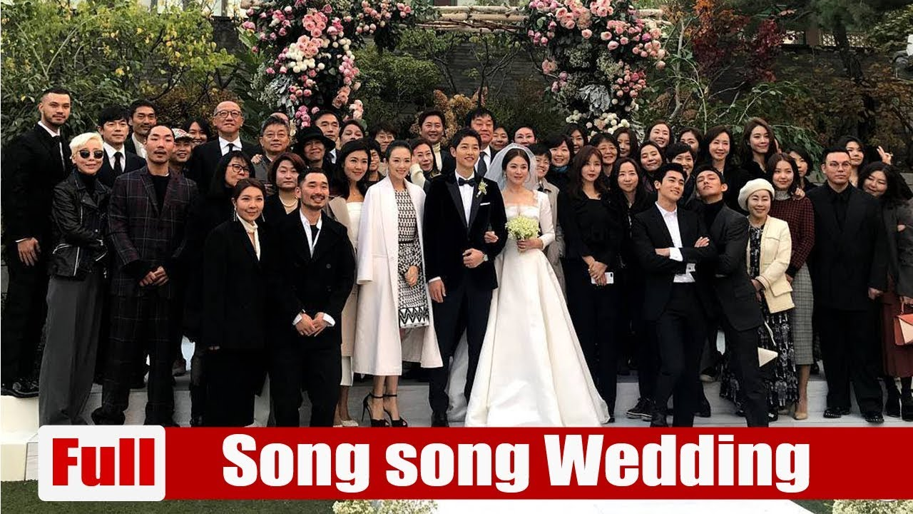 Song About Wedding.Full Song Song Wedding Star Gathering At The Wedding Cha Tae Hyun Kim Soo An Sun Soon Ki