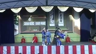 読谷村喜名にて100年以上前から演じられている 伝統芸能組踊「忠臣・護...