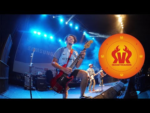 Lawas Tapi Buas!! Rocket Rockers - Let Sleeping Dogs Lie ( Live From Jakcloth Lebaran 2017 )