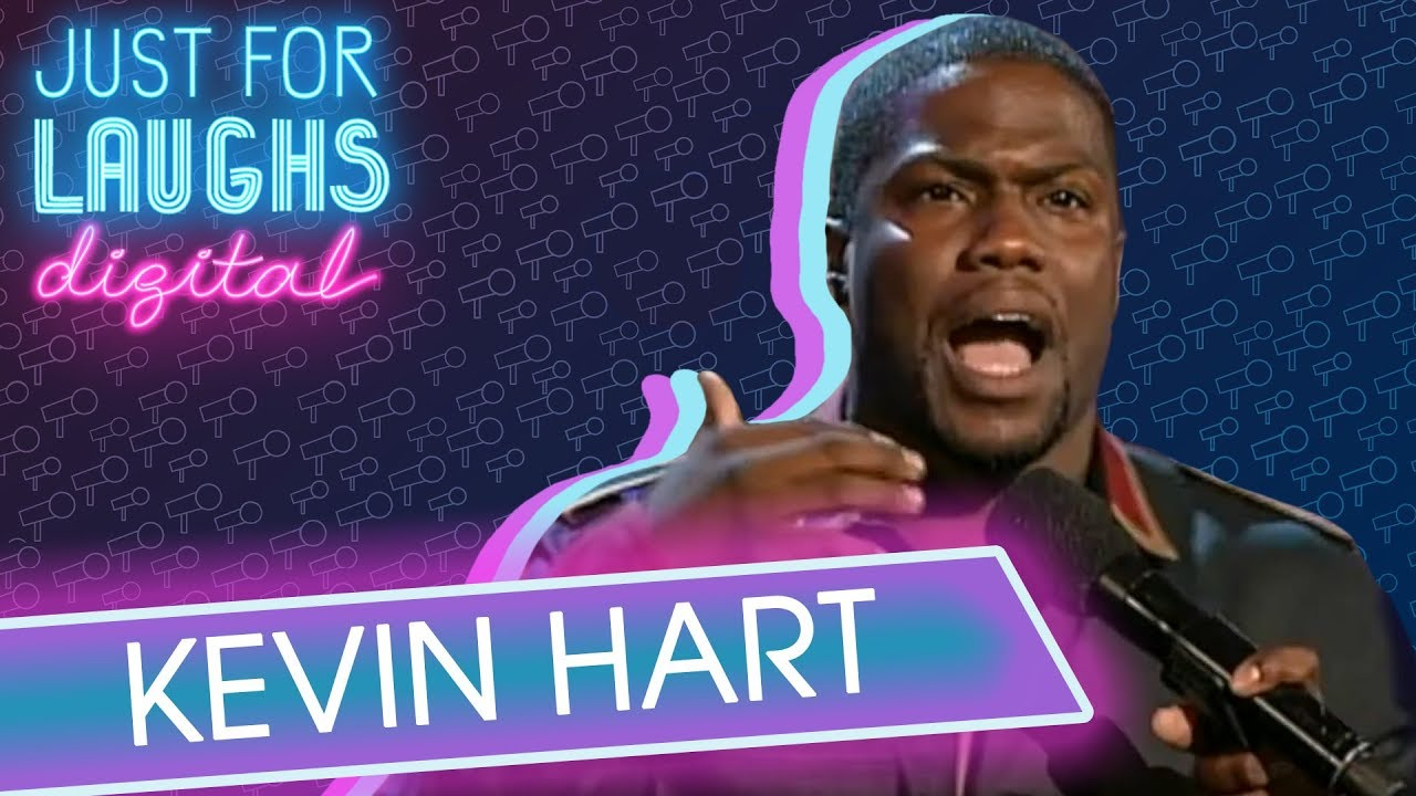 Kevin Hart - I'm Not Qualified To Watch My Kids