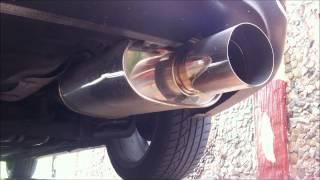 Jasma chambered muffler Hyundai accent 1.4 2012