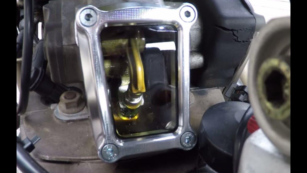 Ducati R Exhaust Valve