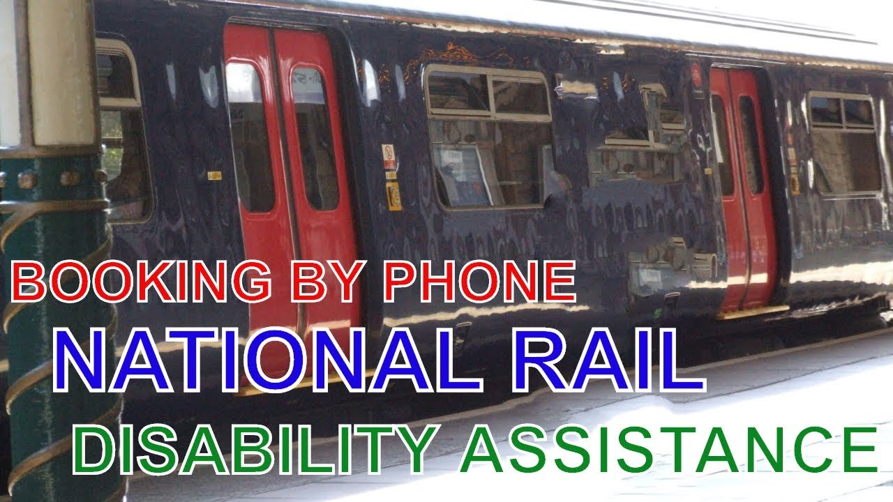 Booking Assistance for UK Railway network journey