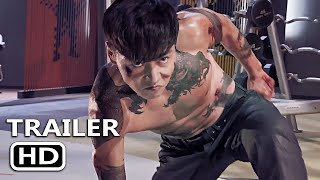INVINCIBLE DRAGON Trailer (2020) Anderson Silva, Martial Arts Movie