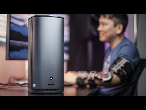 My New Video Editing Mini PC | Asus PA90