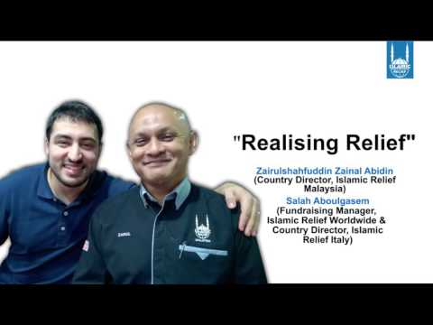 Realising Relief - Bernama Radio 24