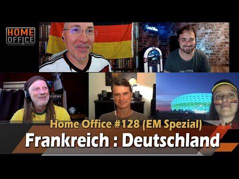 Frankreich : Deutschland  ⚽️ LIVE kommentiert - Mit Thomas Berthold (Fußballweltmeister 1990)