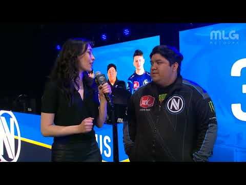 Playstation's Instant Reaction | Team EnVy's Chino | CWL Seattle 2018
