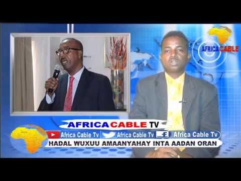 DAAWO QODBADA WARKA AFRICA CABLE TV BY WADANI 30 4 17