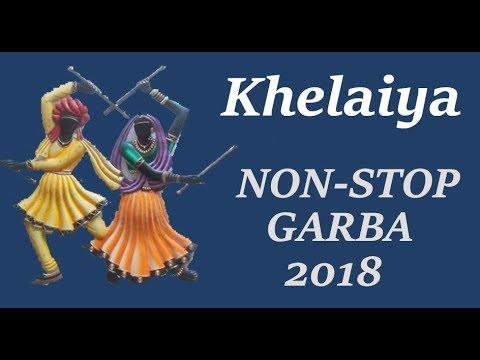 Khelaiya - Vol-1 : Non-Stop Disco Dandiya || Non-Stop Gujarati Garba Songs (2018)