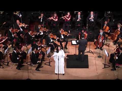 Isyana Sarasvati: Frühlingsstimmen - Walzer, Op. 410 (Johann Strauss II) | Jakarta Concert Orchestra