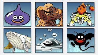 Super Smash Bros. Ultimate - All Dragon Quest Spirit Battles