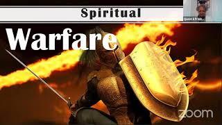 Spiritual Warfare Training