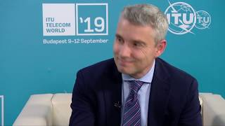 ITU TELECOM WORLD 2019 Marc Vancoppenolle, Global Head of Government Relations, NOKIA
