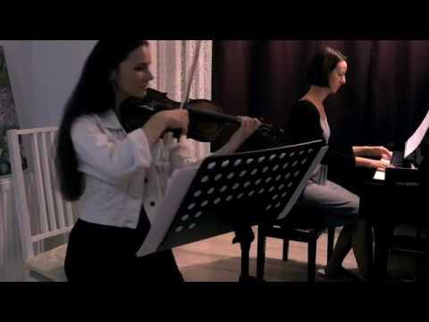 Zephyrus - La vie en rose (Edith Piaf) - Violin-piano cover