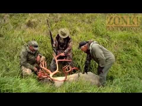 Larry Csonka Hosts Aleutian Reindeer Hunt- Part 2