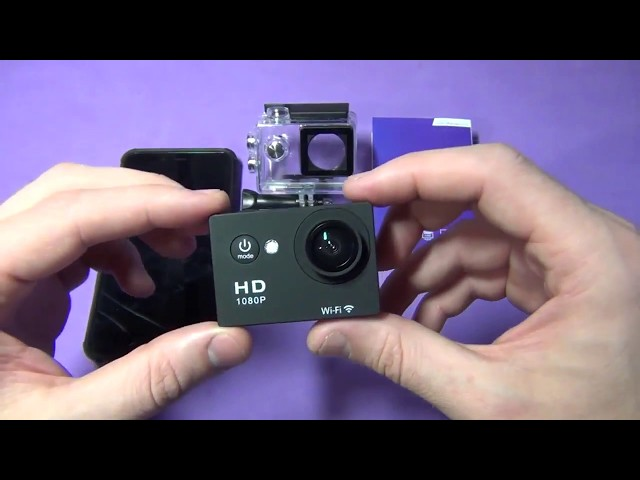 Экшн камера Sport Cam