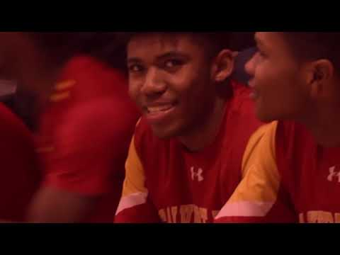 "Calvert Hall College High School Varsity Basketball ""Swagger"""