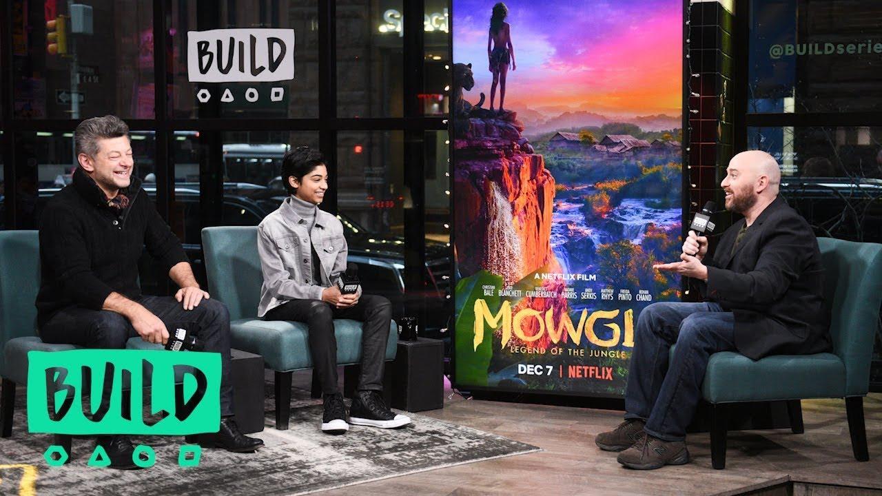 "Download Andy Serkis & Rohan Chand Talk Netflix's ""Mowgli: Legend Of The Jungle"""