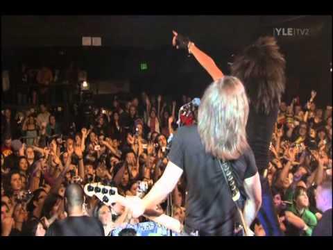 Concierto Tokio Hotel HD (Live) - Parte 10 (Raise your hands)