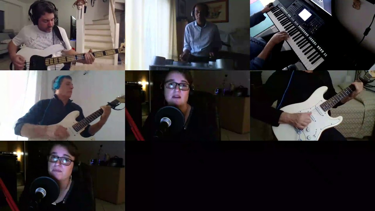 BANDHUG cover of Men I Trust   Say Can You Hear garage session (cover)