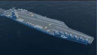 Gerald R. Ford Class (CVN-78) Aircraft Carrier - CVNX - CVN-21 carrier program