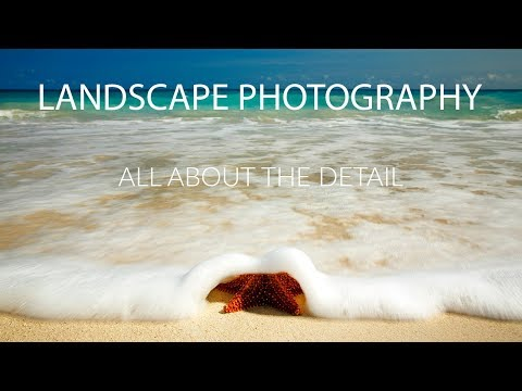 Landscape Photography Tips - All About the Detail