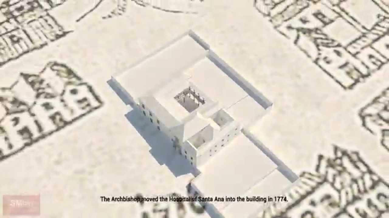 Ets arquitectura de granada smlab ugr youtube - Ets arquitectura malaga ...