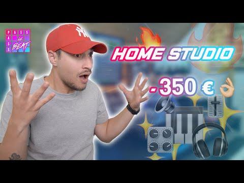 Un set up de Home Studio pour - de 350€ ! ?