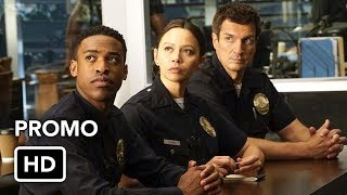 """The Rookie 2x04 Promo """"Warriors and Guardians"""" (HD) Nathan Fillion series"""