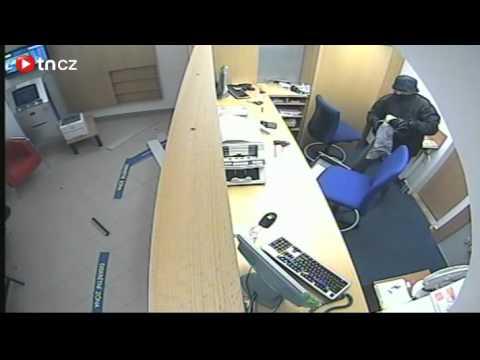 Vietinfo - Cướp nhà băng tại Séc