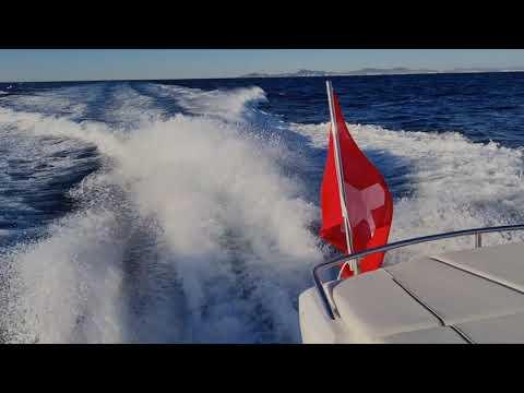 Princess S66 sea trials and delivery voyage