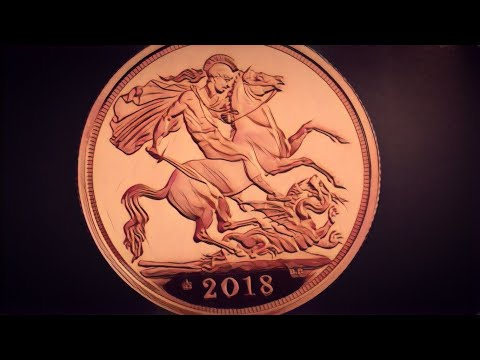 Here's what I think of the the 2018 Proof Gold Sovereign.