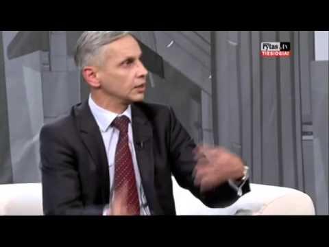 Оправдывание Дали Штраупайте на телевидении LRytas