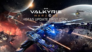 Taking A Quick Look At The New HOTAS Support In EVE Valkyrie: Warzone