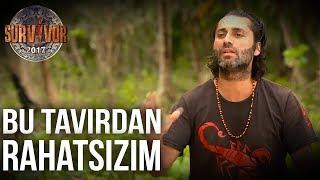 Çılgın Sedat, Serhat ve İlhan'a Tepkili | Survivor 2017