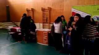 Feria Educación Superior en el Liceo Rodulfo amando Philippi de Paillaco