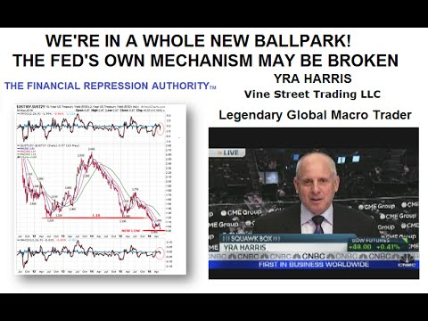 WE'RE IN A WHOLE NEW BALLPARK!  THE FED'S OWN MECHANISM MAY BE BROKEN - 05-20-16 - FRA  w/Yra Harris