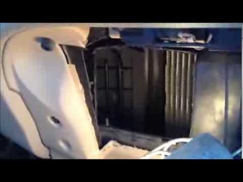 1998 F150 blend door replacement - YouTube