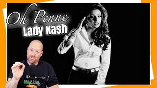 Cover images Oh Penne - Anirudh Ravichander | Lady Kash (Music Video) REACTION