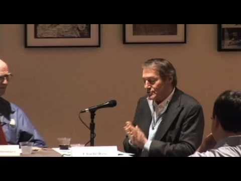 Charlie Rose Moderates Clinical Psychology Panel at The New School