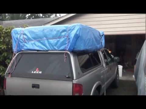 Safe Vehicle Load Securement Youtube