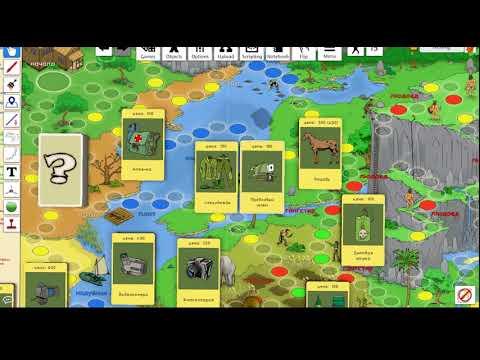 обзор на настольную игру Чудовище-Джиоджанги