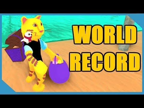 NEVER DIG THIS DEEP (WORLD RECORD) ROBLOX TREASURE HUNT SIMULATOR