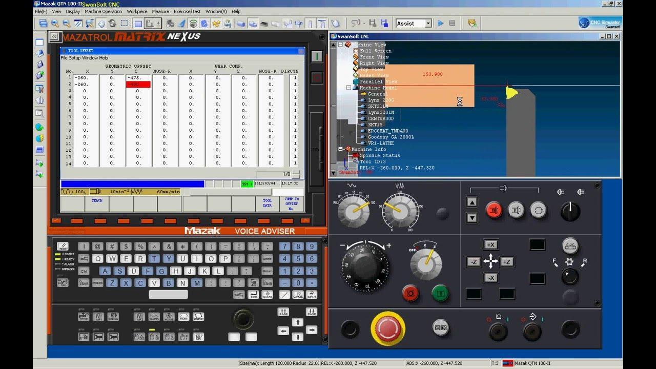 Programming Manual Mazatrol Matrix Nexus