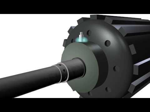 IMI Bearing Fault Detector PLUS Transmitter (BFD+)