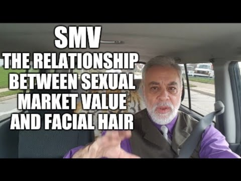 Male Sexual Market Value and facial hair